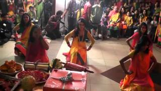 Gaye Holud Dance of Sumaiya Part-1