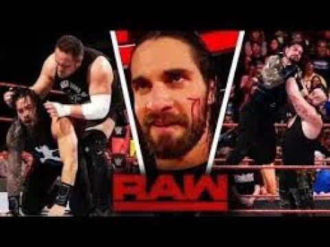 WWE Raw 24 july 2017 Highlights