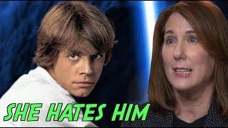 Lucasfilm Insider Claims Studio Has An Agenda Against Luke Skywalker