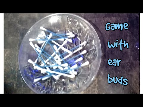 One Minute Game For Kitty Party. (Game With Ear Buds).