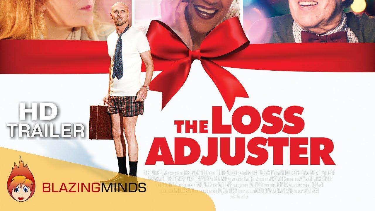 The Loss Adjuster Luke Goss Martin Kemp Trailer Hd Blazing Minds Youtube