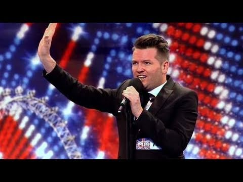 Edward Reid - Britains Got Talent 2011 Audition