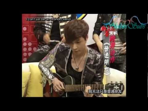 [ENG] 120628 EXO-M @ Spicy Mic Lay Guitar Cut