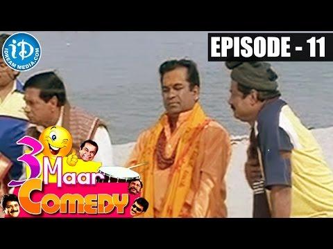 COMEDY THEENMAAR - Telugu Best Comedy Scenes - Episode 11