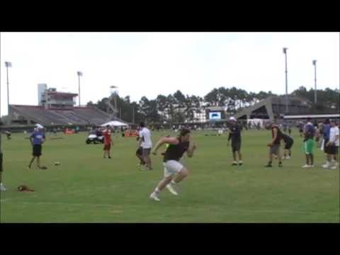 Manning Passing Academy drill2