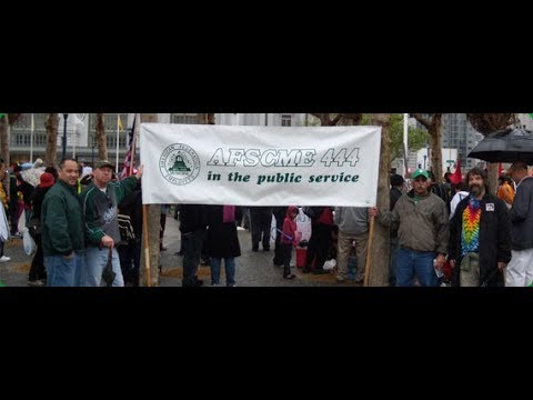 AFSCME Local 444 Labor Party Meeting, Part 1