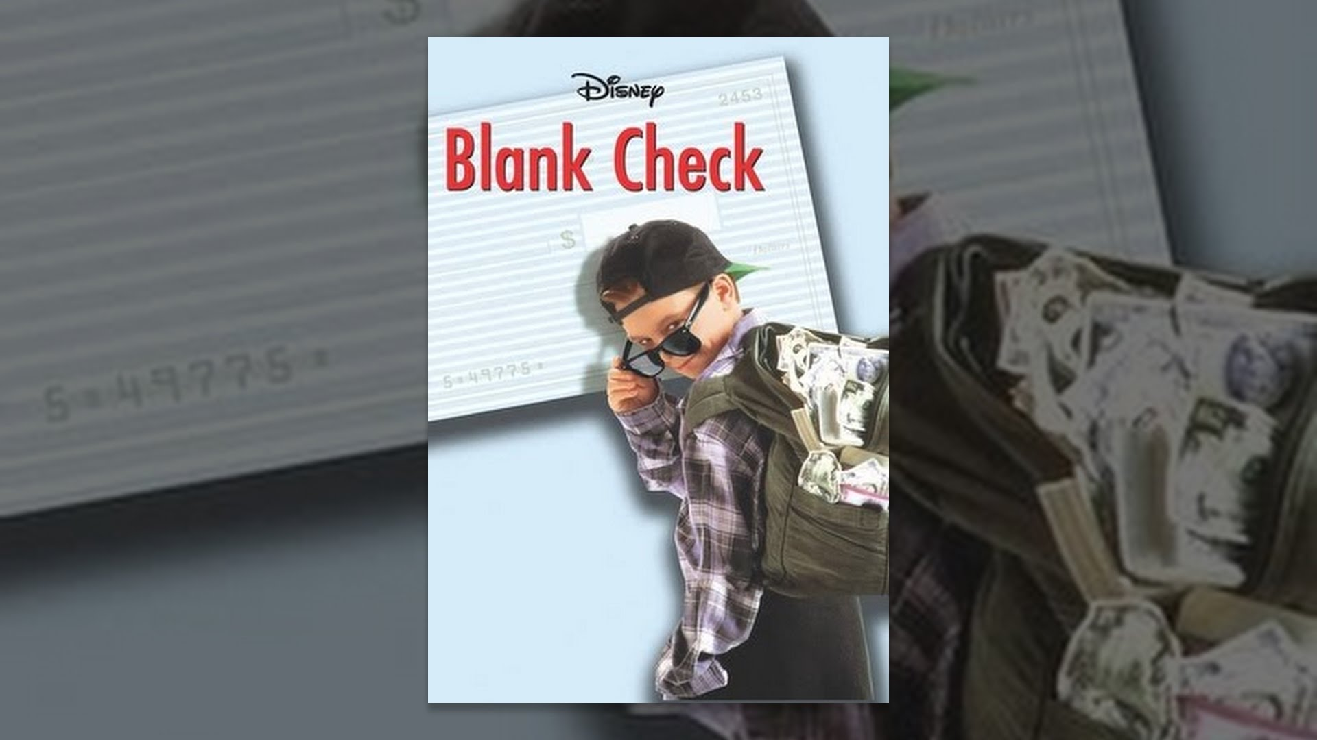 Blank Check Youtube