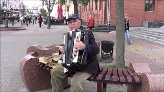 ПОПУРРИ любимых вальсов от дедушки ВИТИ! Brest! Music!