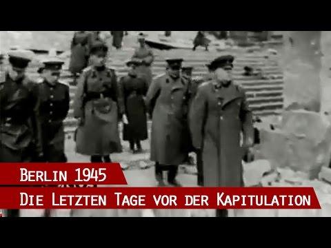 Der Todeskampf der Reichshauptstadt - ein General, der Führer und 2 Millionen Berliner