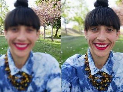 CNET Update - Google Camera app brags about blurry photos