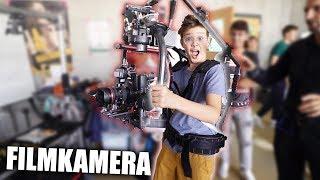 Mit dieser KAMERA wird Spotlight gedreht! #BehindTheScenes
