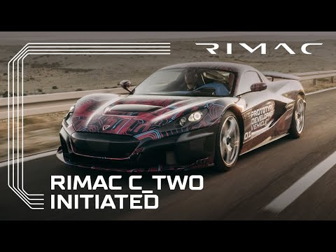 Rimac and Lotus release electric hypercar test footage