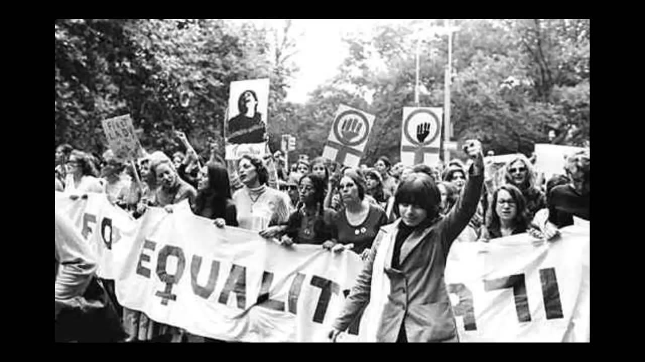 1970s women s liberation movement