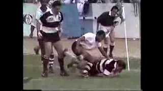 Hong Kong 7s 1991 Semi's & Final
