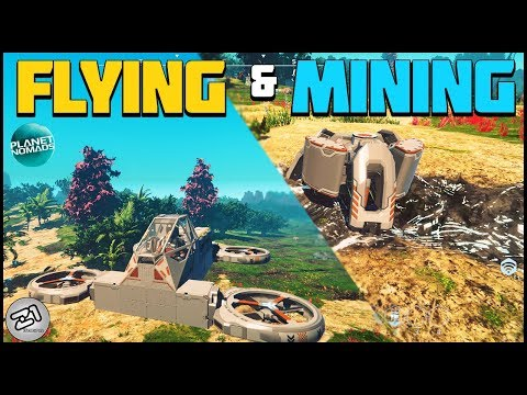 We Are FLYING !! Building a Auto Mining Machine ! Lets Play