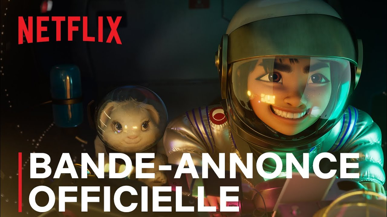 Download VOYAGE VERS LA LUNE   Bande-annonce officielle #1 VF   NETFLIX FRANCE