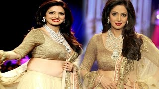 Sridevi super hot lehenga choli