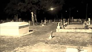 Ghostly Girl Apparition Captured in Old City Cemetery, Brownsville Texas