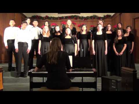 Part 3  Woodlake High School  Woodlake Valley MIddle School Winter Choir Concert 2015 002