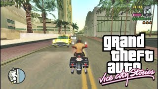 GRAND THEFT AUTO: Vice City Stories PC Edition - Gameplay
