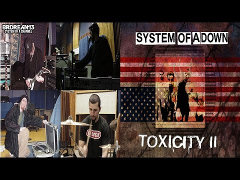 System Of A Down - Toxicity II (Full Album) [2002]