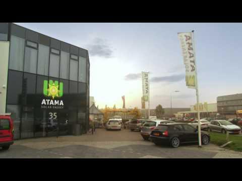 Bedrijfs Film Atama Solar Energy