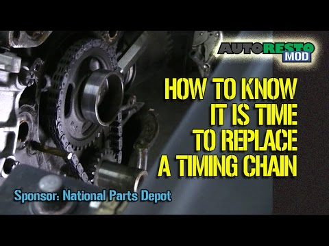 Timing Chain Diagnosis for V8 How To Episode 273 Autorestomod