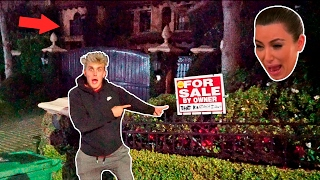I PUT THE KARDASHIANS HOUSE UP FOR SALE (PRANK)