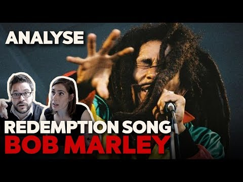 UCLA - Story of REDEMPTION SONG // BOB MARLEY