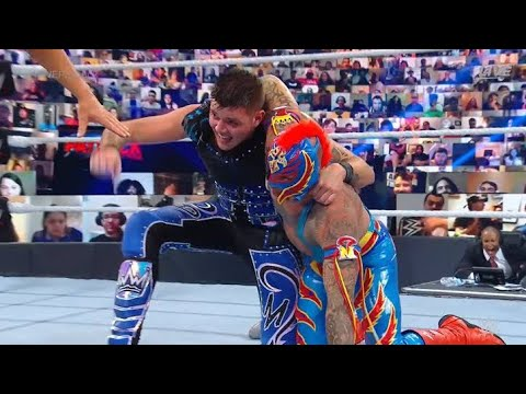 Download Set rollins vs dominic mysterious 2020 full match by pak wrestling