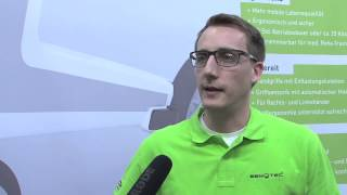 Produktvideo zu Elektro-Rollator BEMOTEC beactive+e