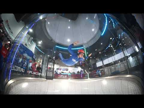iFLY – INDOOR SKYDIVING in Sydney②
