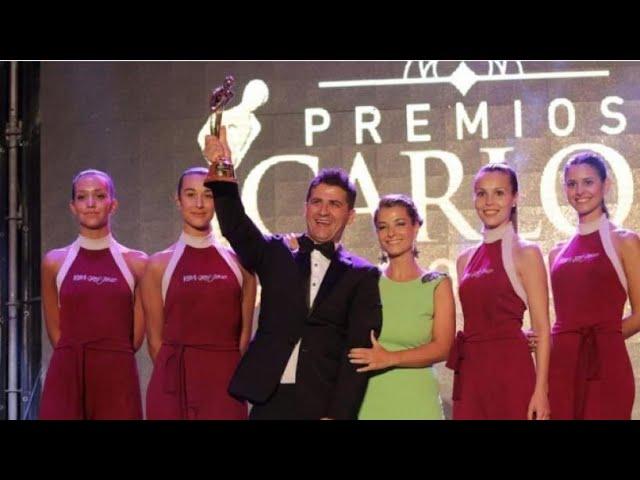 El Oficial Gordillo ganó los premios 'Carlos de la gente' 2020