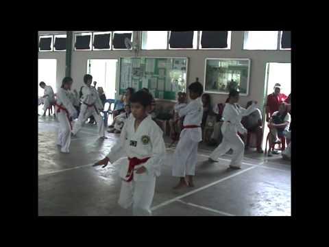Black Belt Test, 4th Dec 2011 @Lasalle Klang