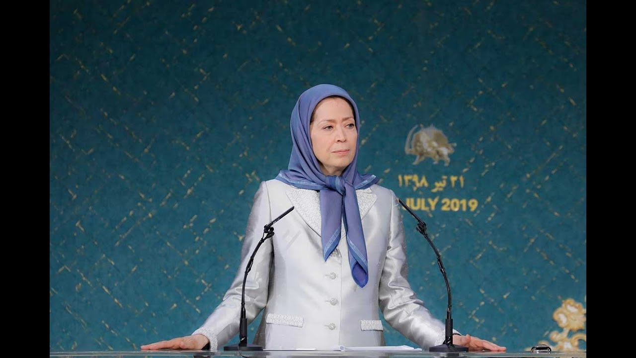 Maryam Rajavi: Iranian people and history are forging ahead on the path towards certain victory