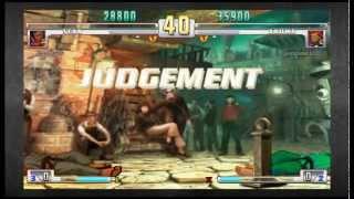 SFIII Double KO Judgement Victory - Stafaband