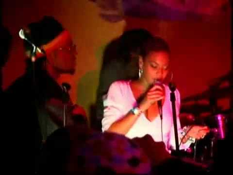 Beyonce - Freestyle Scatting - Jam Session 2004