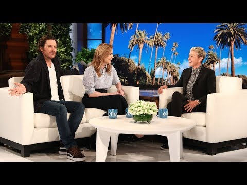 Jenna Fischer & Or Hudson Talk Their Chemistry and Brazilian Waxing