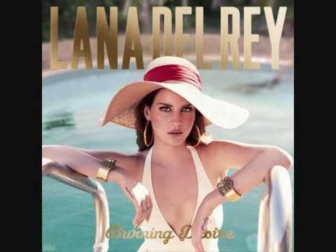 Lana Del Rey - Burning Desire (Instrumental)