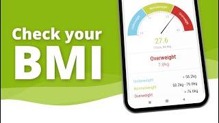 aktiBMI - BMI & Weight Loss App screenshot 1