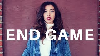 Taylor Swift - End Game ft. Ed Sheeran, Future (Acoustic Cover) by Carissa Vales
