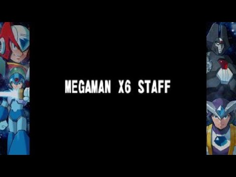 Mega Man X Legacy Collection 2 X6 Sigma  