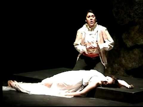 Gabriela Flores sings Che faro senza Euridice - Or...