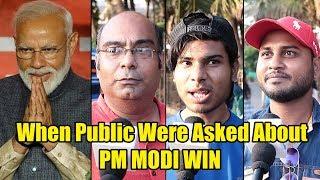 Public Crazy Reaction On PM MODI WIN | lok Sabha Election Result