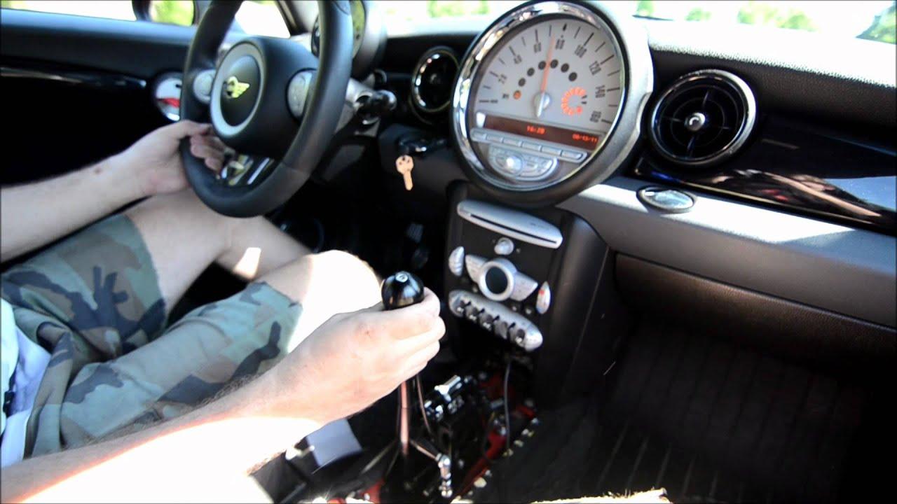 Cae Shifter Install On Mini Clubman Jcw Youtube