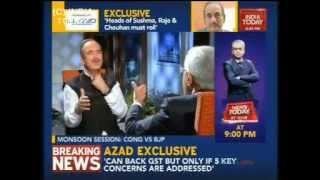 I T TTP Ghulam Nabi Azad 20 7 2015