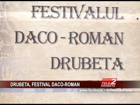 DRUBETA, FESTIVAL DACO ROMAN