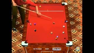 2PLAYERS: World Championship Pool 2004 Gameplay