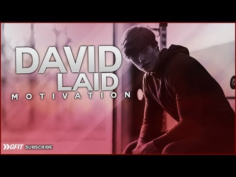 3.David Laid – Motivation Video