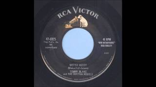 Tommy Blake - Mister Hoody - Rockabilly Instrumental 45
